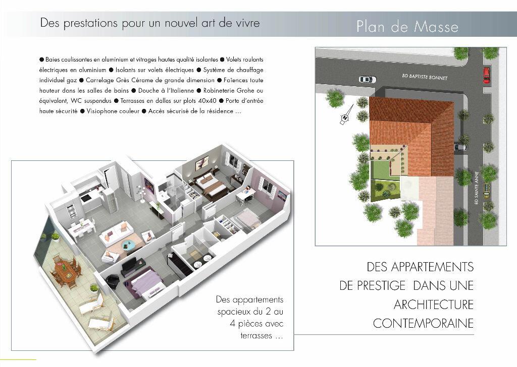 Achat Appartement 2 pièces à Marseille 8 - vignette-5