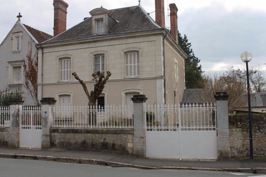 Achat Maison 9 pièces à Saint-Martin-le-Beau - vignette-1