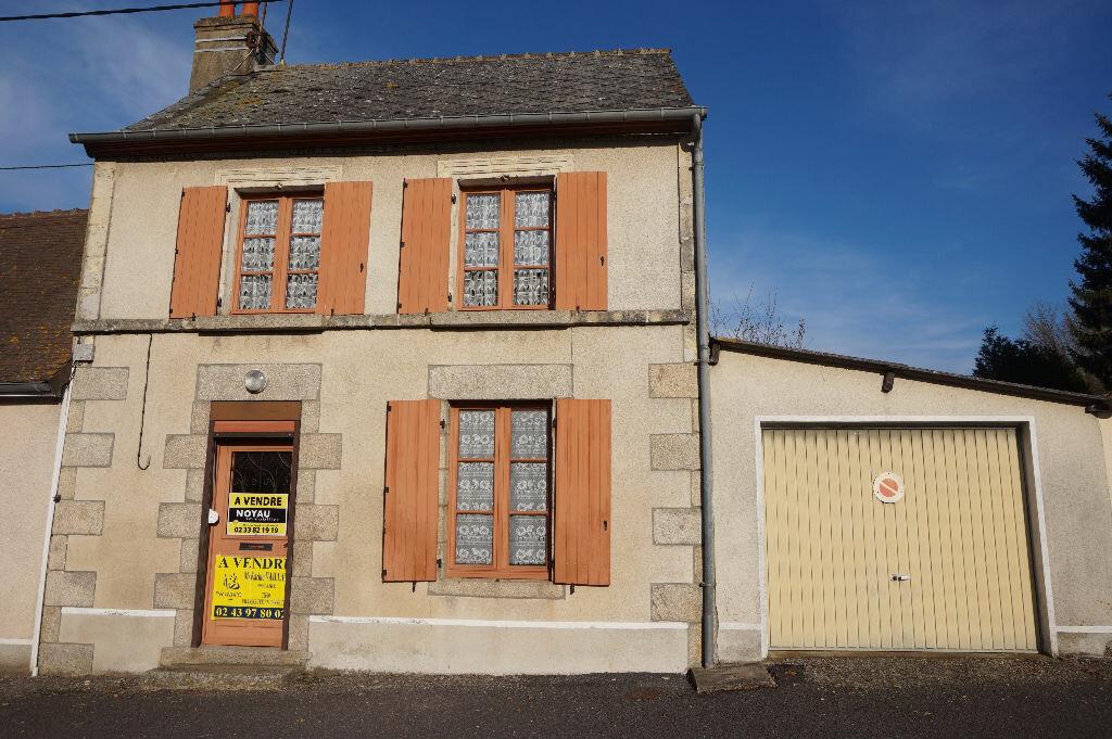 Achat Maison 4 pièces à Le Ménil-Broût - vignette-1