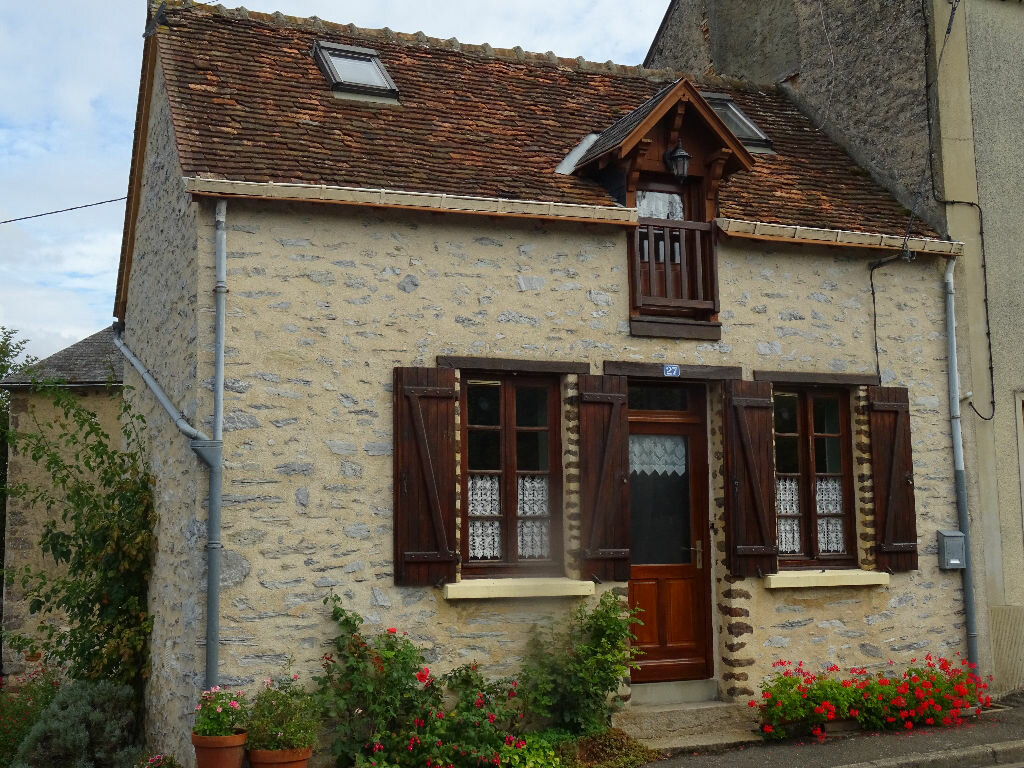 Achat Maison 3 pièces à Saint-Ouen-de-Mimbré - vignette-1