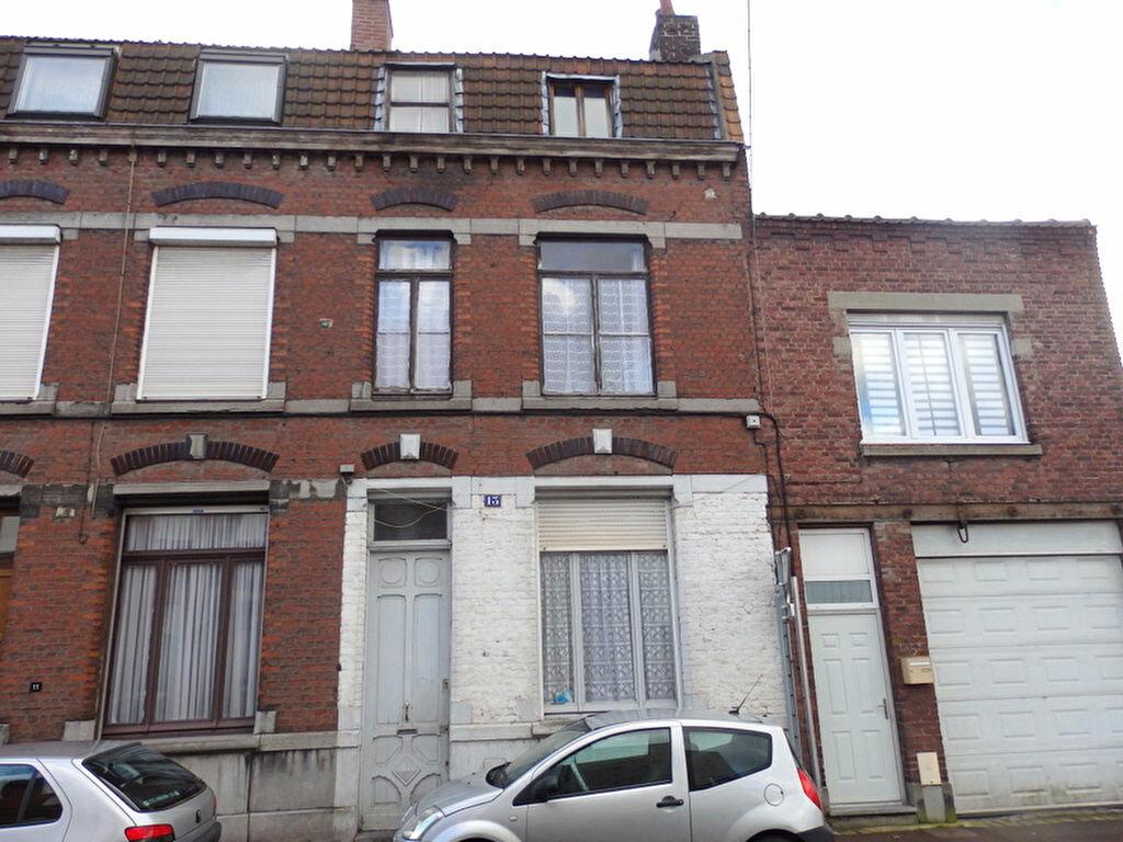 Achat Maison 4 pièces à Roubaix - vignette-1