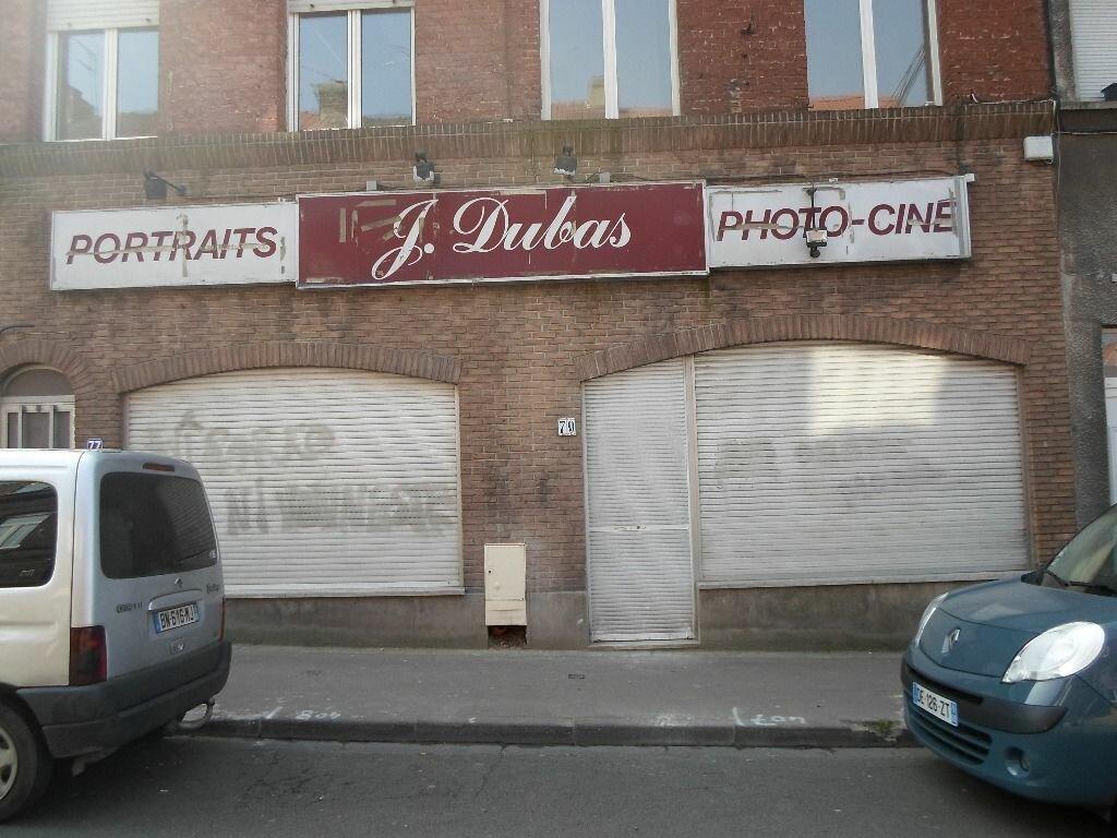 Achat Immeuble  à Tourcoing - vignette-1