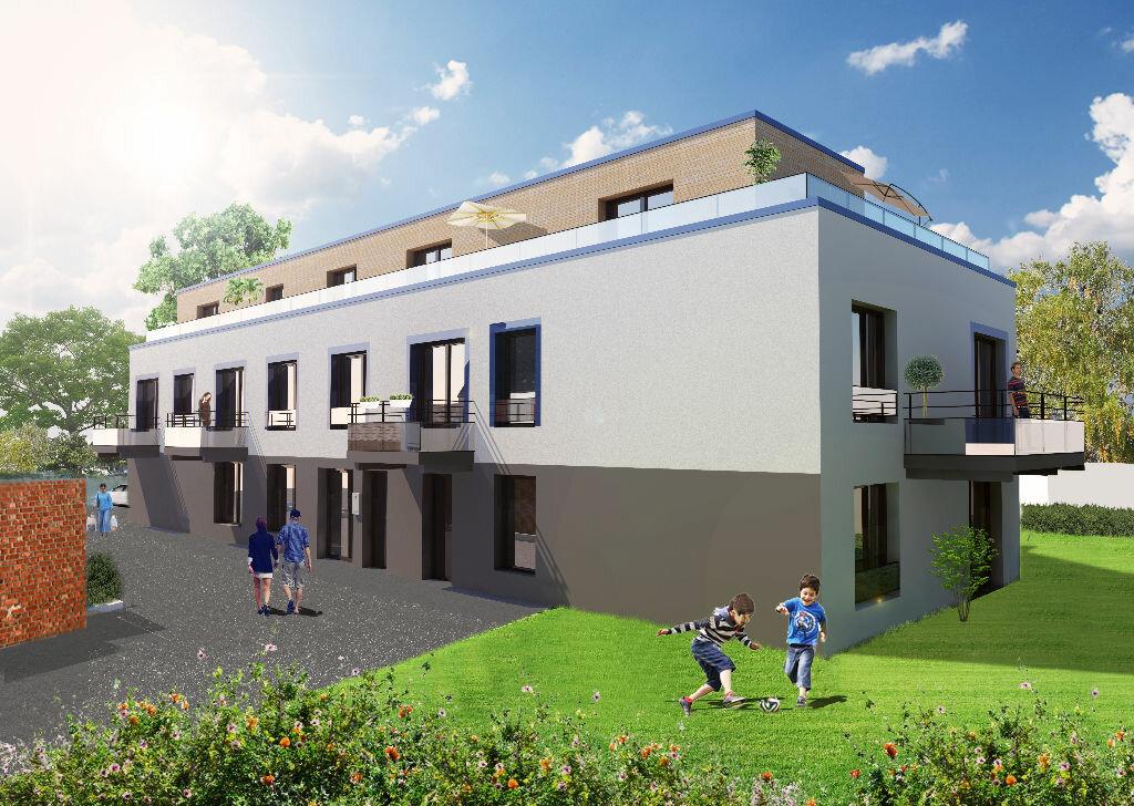 Achat Appartement 2 pièces à Mons-en-Baroeul - vignette-1