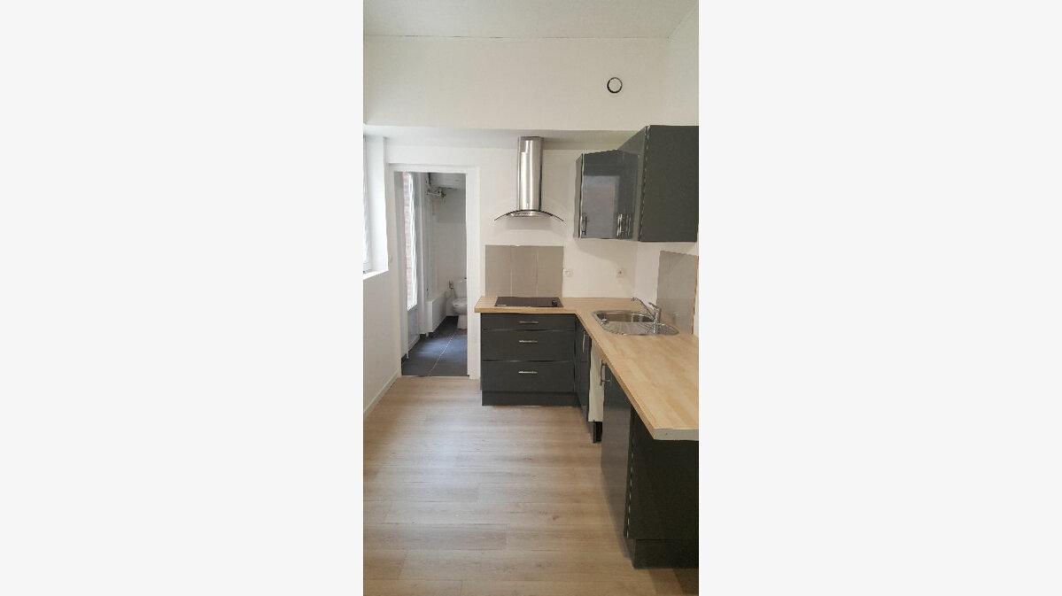 Location Appartement 3 pièces à Lille - vignette-1