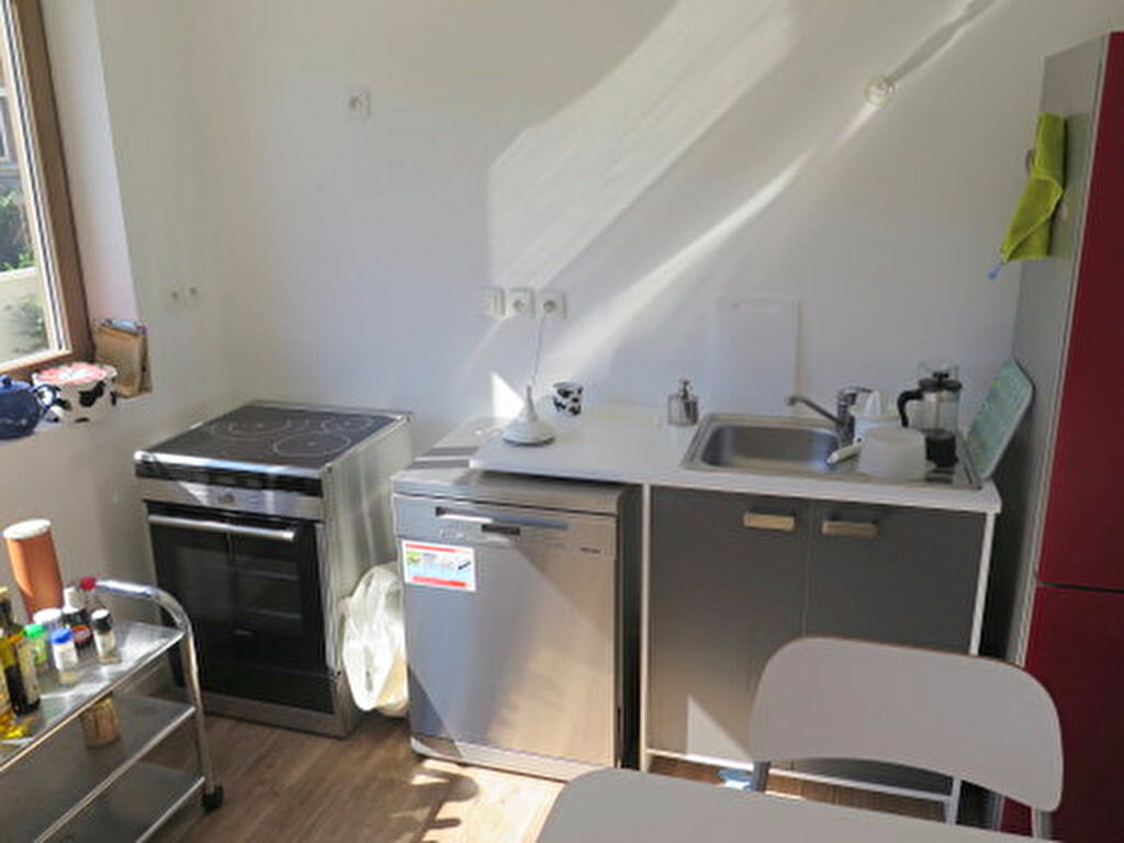Achat Appartement 2 pièces à Lille - vignette-3