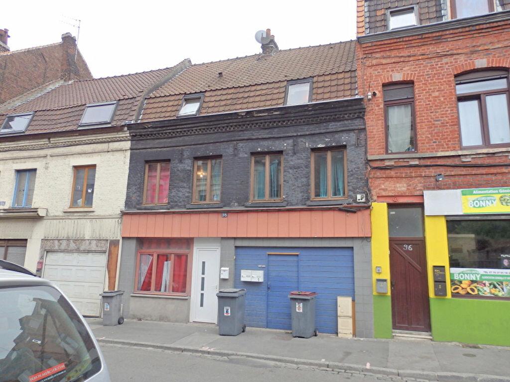 Achat Immeuble  à Roubaix - vignette-1