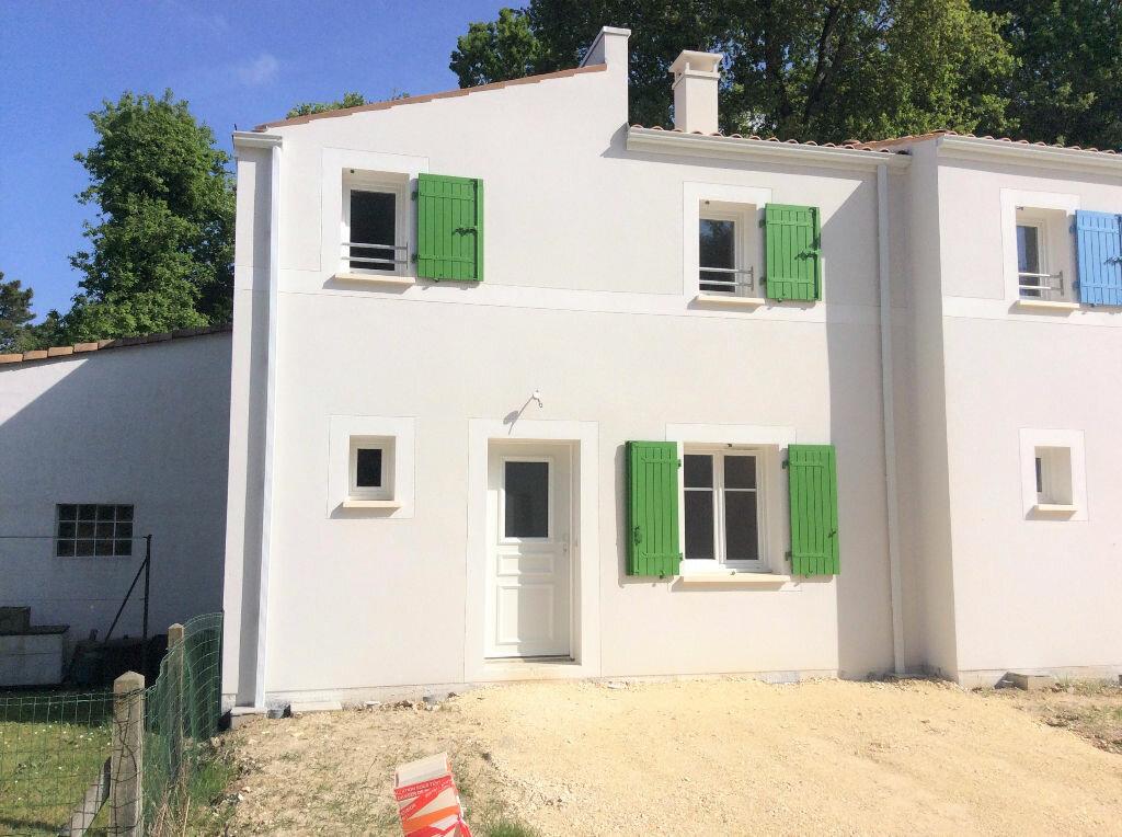 Achat Maison 3 pièces à Breuillet - vignette-1