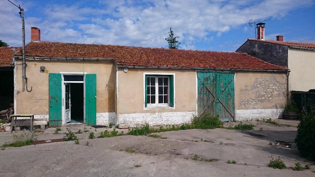 Achat Maison 2 pièces à Saint-Pierre-d'Oléron - vignette-1