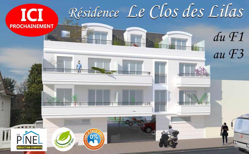 Achat Appartement 2 pièces à Sainte-Geneviève-des-Bois - vignette-1