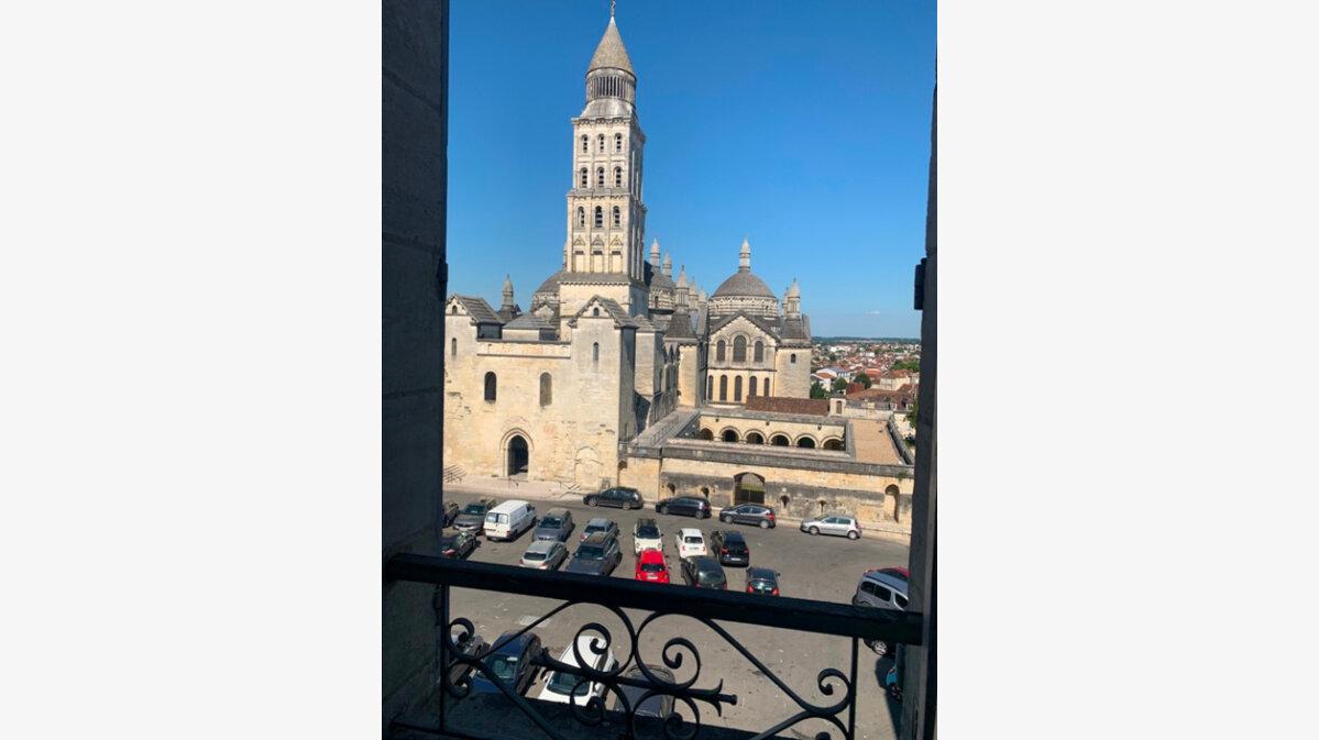 Location Appartement 2 pièces à Périgueux - vignette-1