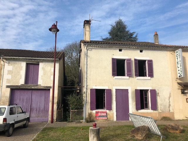 Achat Maison 4 pièces à Manzac-sur-Vern - vignette-1