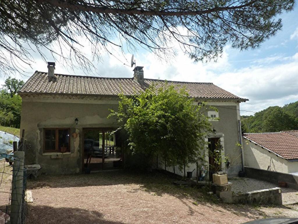 Achat Maison 6 pièces à Manzac-sur-Vern - vignette-1