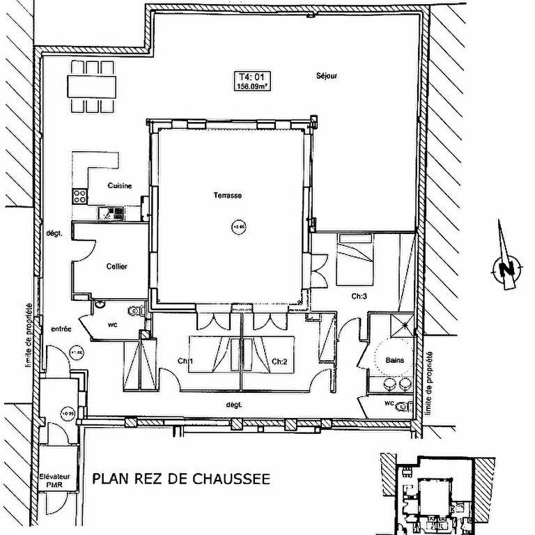Achat Appartement 4 pièces à Pau - vignette-6