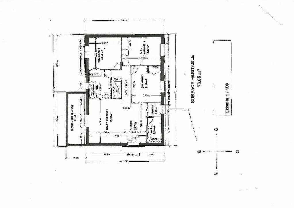 Achat Maison 4 pièces à Aubenas - vignette-11