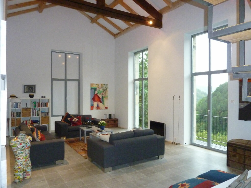 Achat Maison 6 pièces à Antraigues-sur-Volane - vignette-5