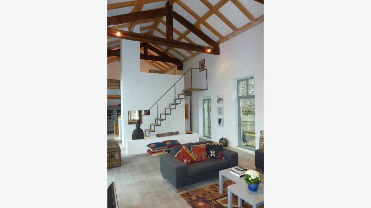 Achat Maison 6 pièces à Antraigues-sur-Volane - vignette-7