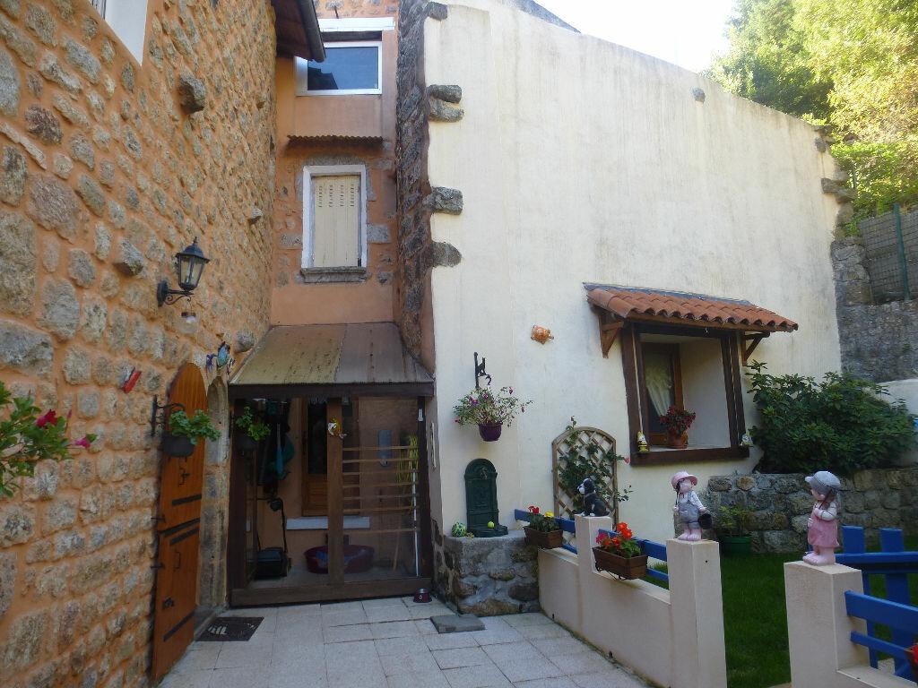 Achat Maison 6 pièces à Montpezat-sous-Bauzon - vignette-1