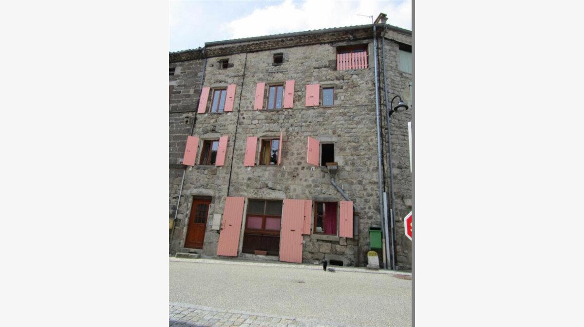 Achat Immeuble  à Montpezat-sous-Bauzon - vignette-1