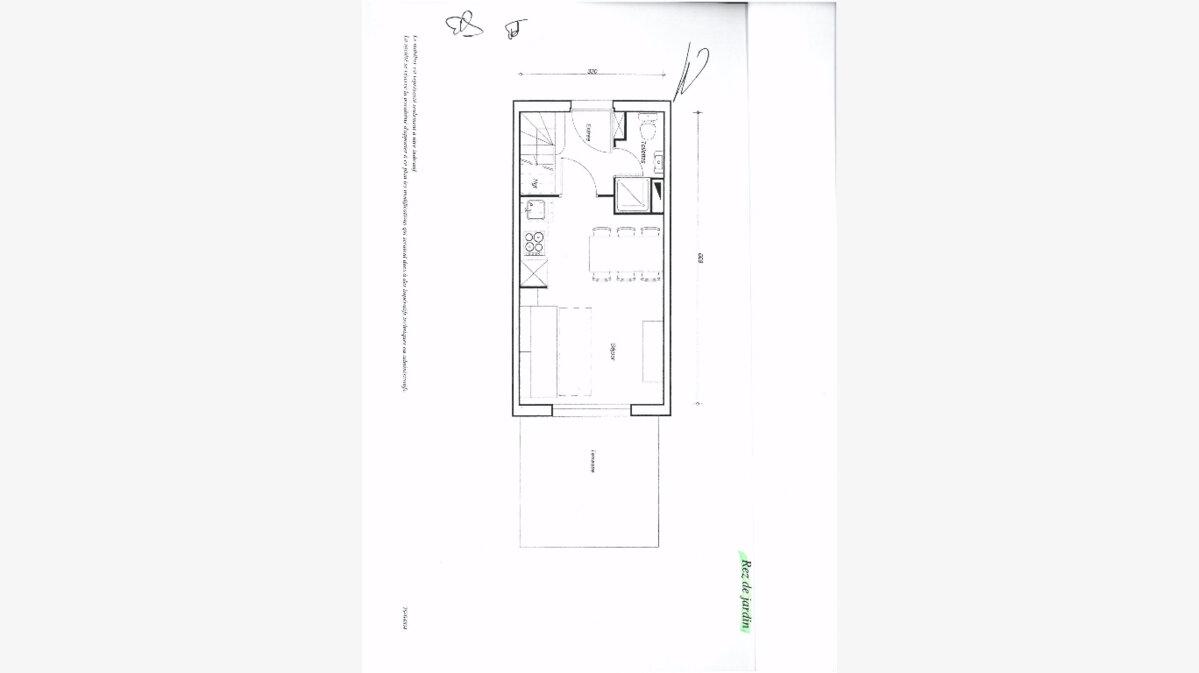 Achat Maison 3 pièces à Grospierres - vignette-9