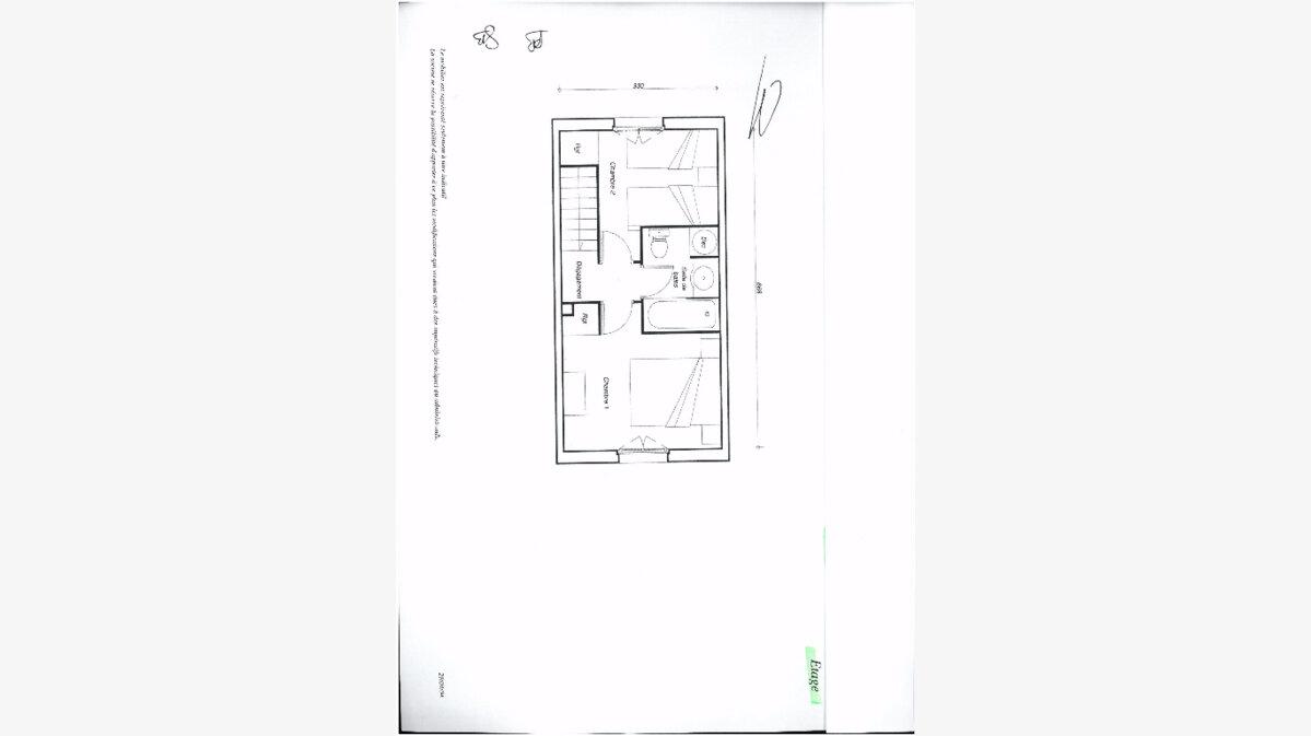 Achat Maison 3 pièces à Grospierres - vignette-10
