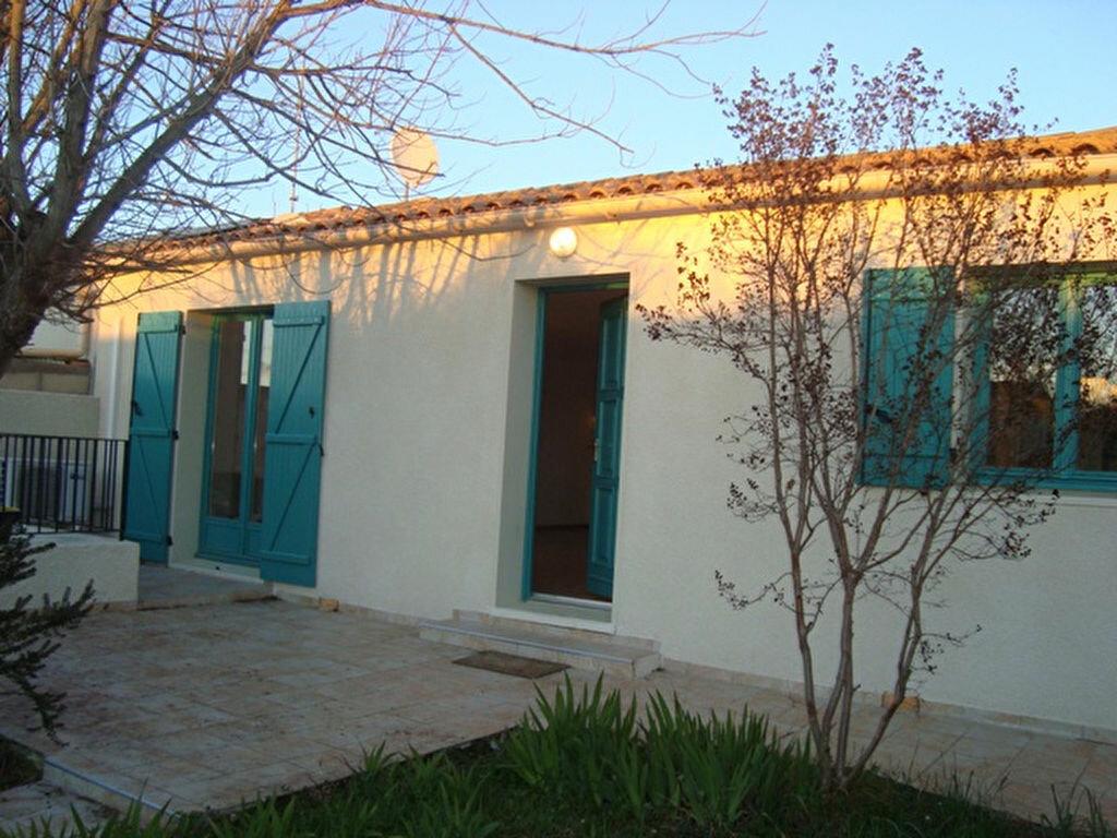 Location Maison 3 pièces à Vérargues - vignette-1