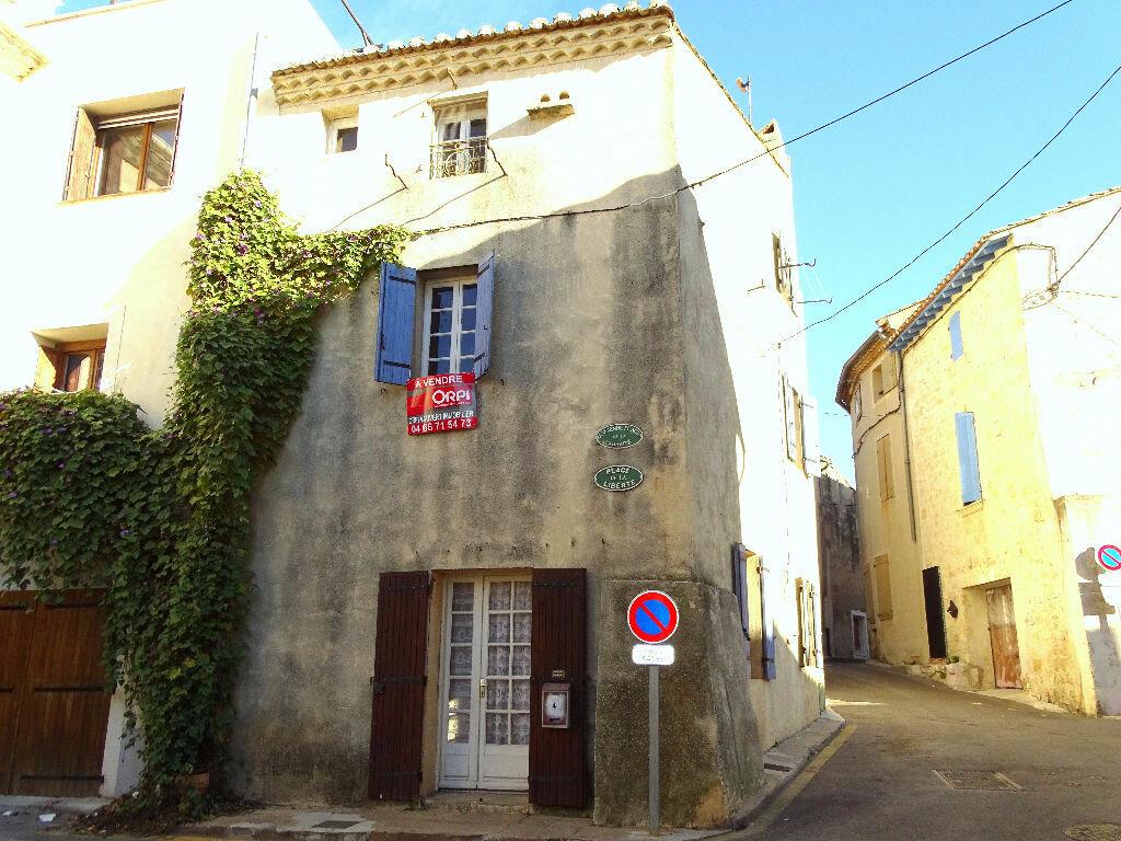 Achat Maison 4 pièces à Saint-Gilles - vignette-1