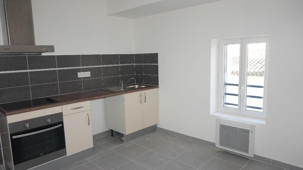 Location Appartement 3 pièces à Vauvert - vignette-1