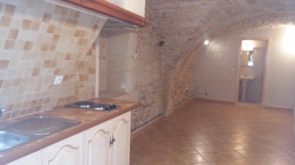 Location Appartement 1 pièce à Vergèze - vignette-1