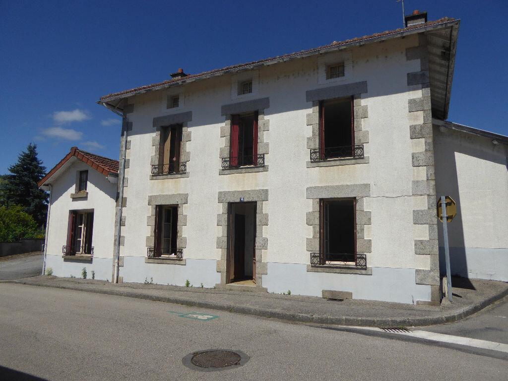 Achat Maison 4 pièces à Saint-Just-le-Martel - vignette-1