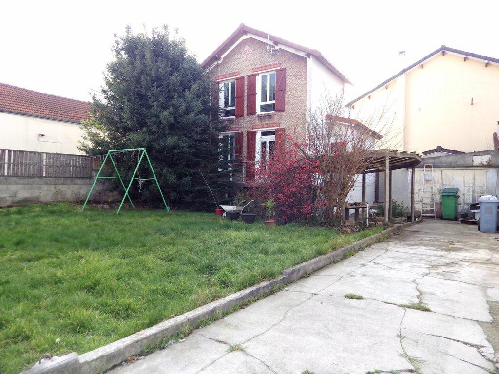 Achat Maison 4 pièces à Les Pavillons-sous-Bois - vignette-1