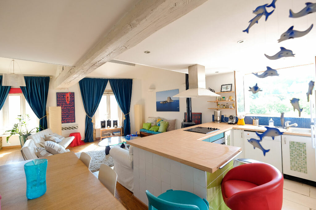 Achat Appartement 5 pièces à Lyon 9 - vignette-1
