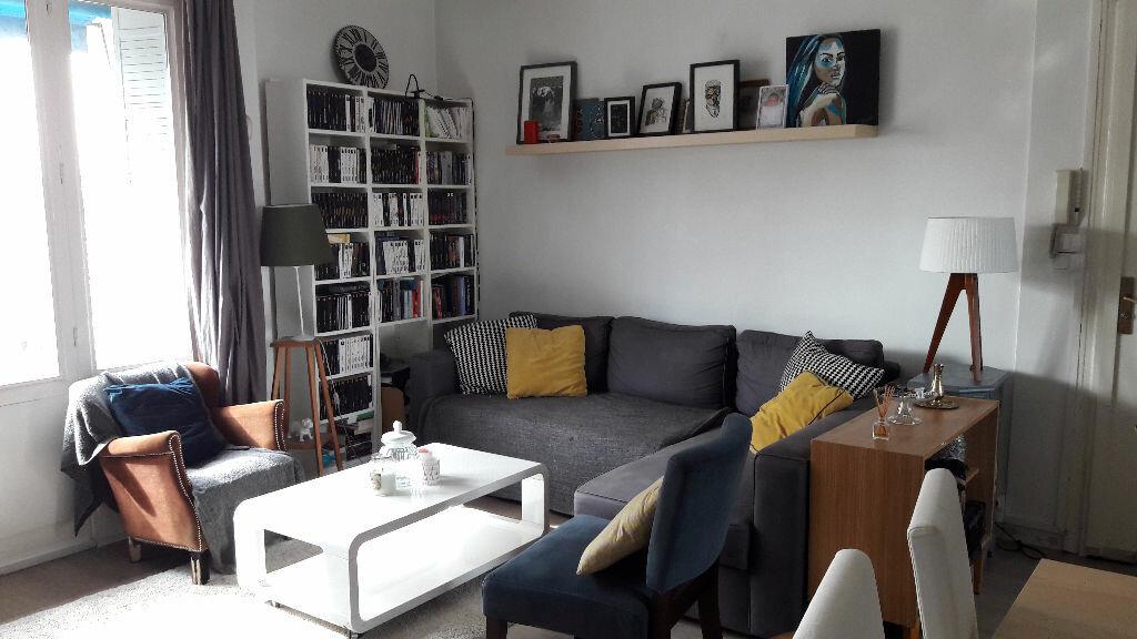 Achat Appartement 3 pièces à Lyon 4 - vignette-1