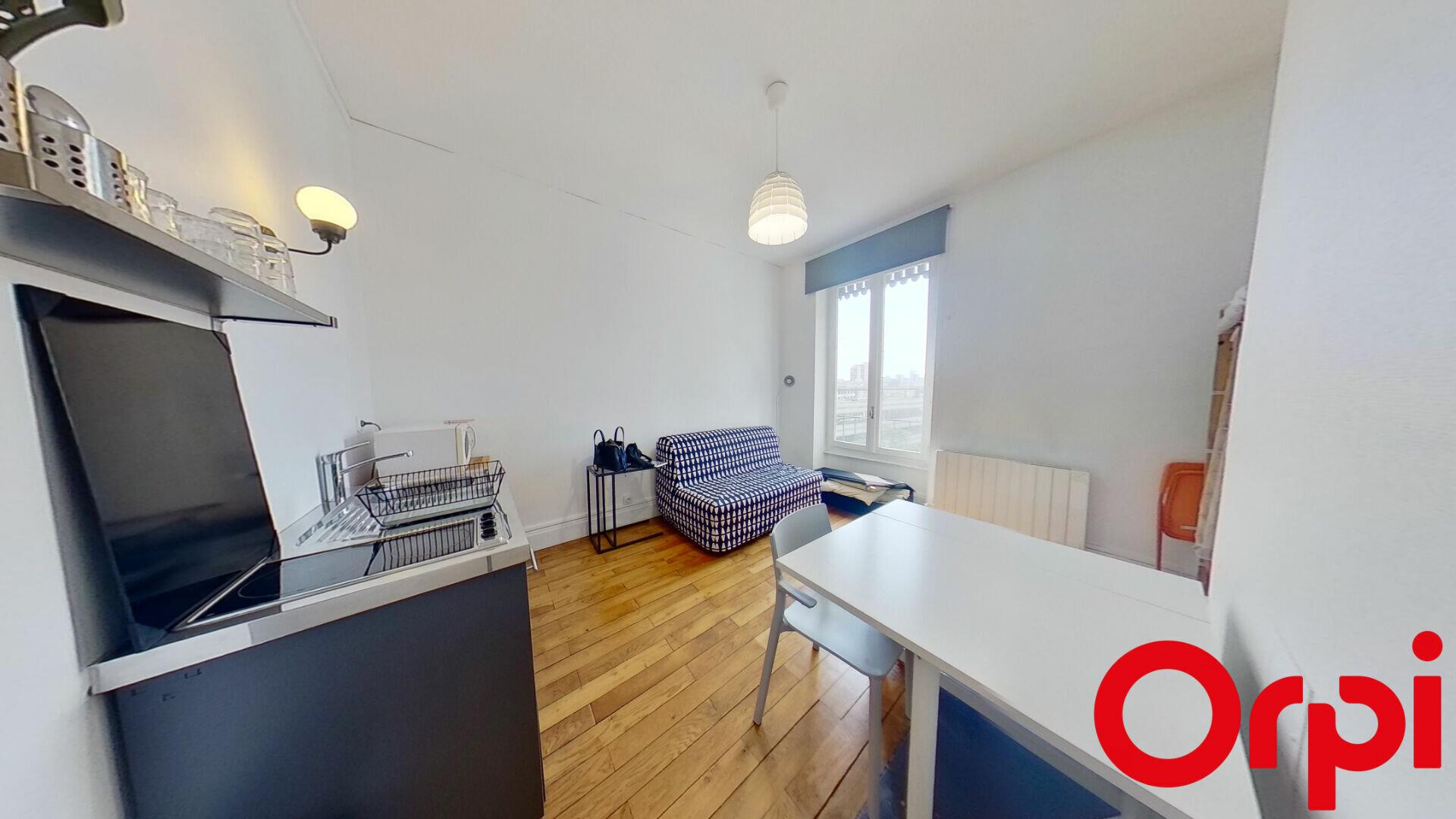 Location Appartement 1 pièce à Villeurbanne - vignette-1