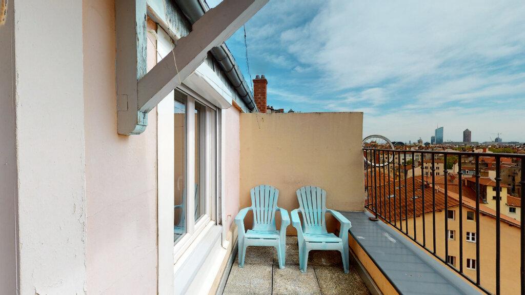 Location Appartement 1 pièce à Lyon 1 - vignette-1
