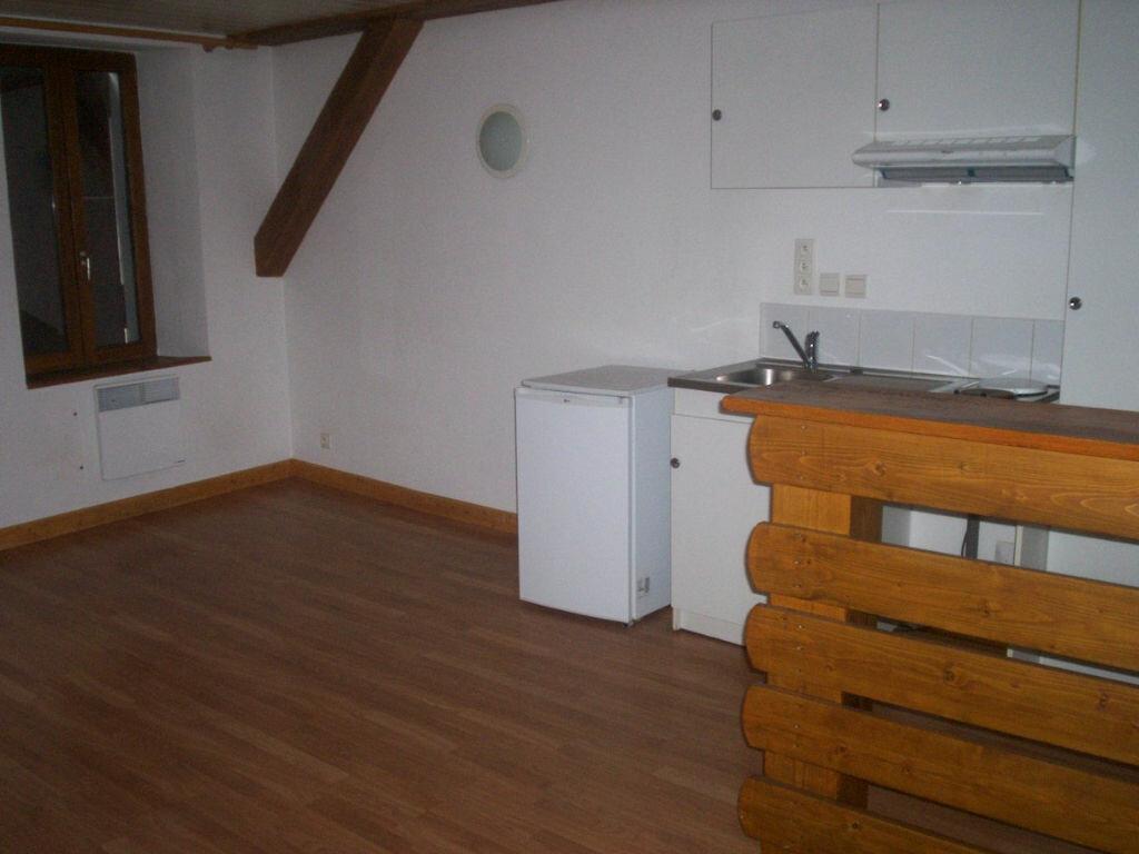 Location Appartement 1 pièce à Cluses - vignette-1