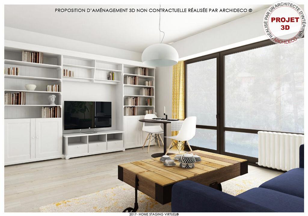Achat Appartement 3 pièces à Thyez - vignette-1