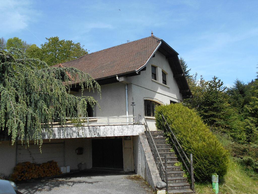 Achat Maison 9 pièces à Châtillon-sur-Cluses - vignette-1