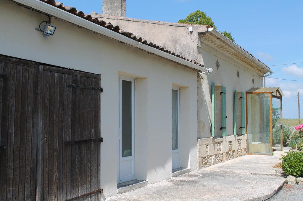 Achat Maison 5 pièces à Saint-Christoly-de-Blaye - vignette-7