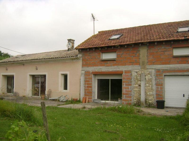 Achat Maison 9 pièces à Saint-Christoly-de-Blaye - vignette-1