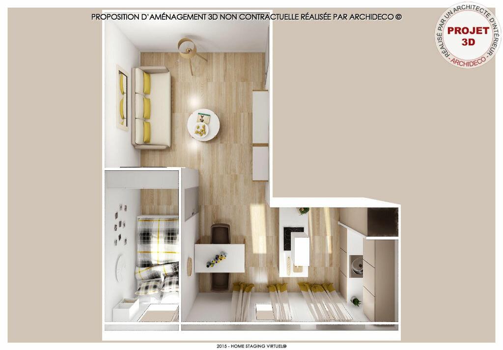 Achat Appartement 1 pièce à Biscarrosse - vignette-3