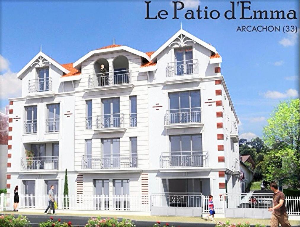 Achat Appartement 3 pièces à Arcachon - vignette-1