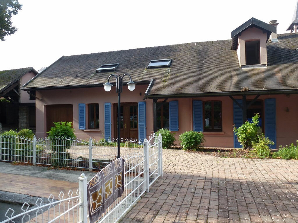 Achat Maison 7 pièces à Rosnay - vignette-1