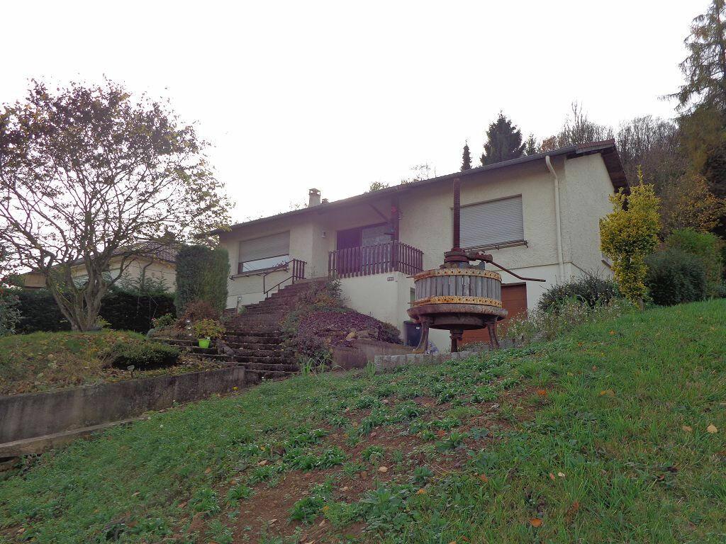 Achat Maison 7 pièces à Sierck-les-Bains - vignette-1