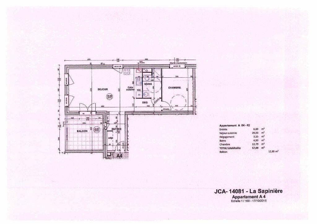 Achat Appartement 2 pièces à Stuckange - vignette-1
