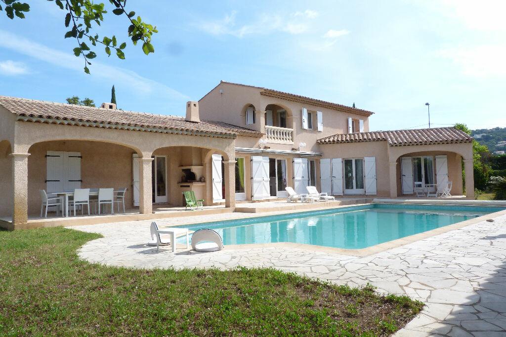 Achat Maison 7 pièces à Roquebrune-sur-Argens - vignette-2