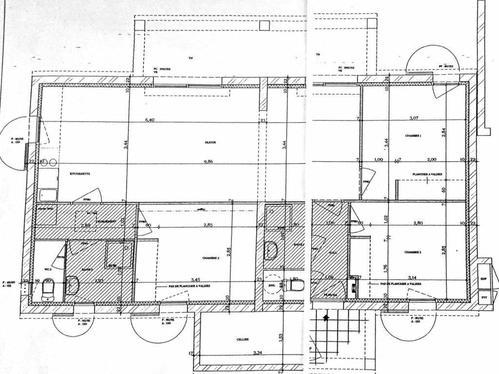 Achat Maison 4 pièces à Roquebrune-sur-Argens - vignette-17