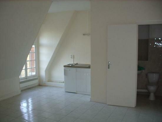 Achat Appartement 1 pièce à Salbris - vignette-1