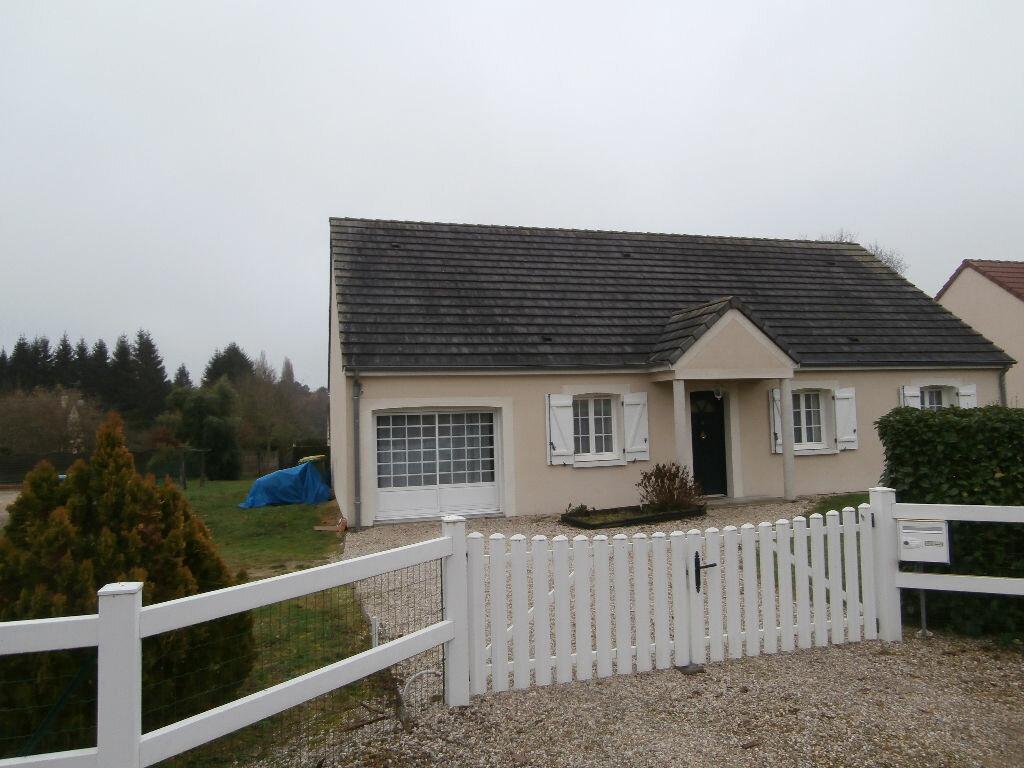 Achat Maison 5 pièces à Neung-sur-Beuvron - vignette-1