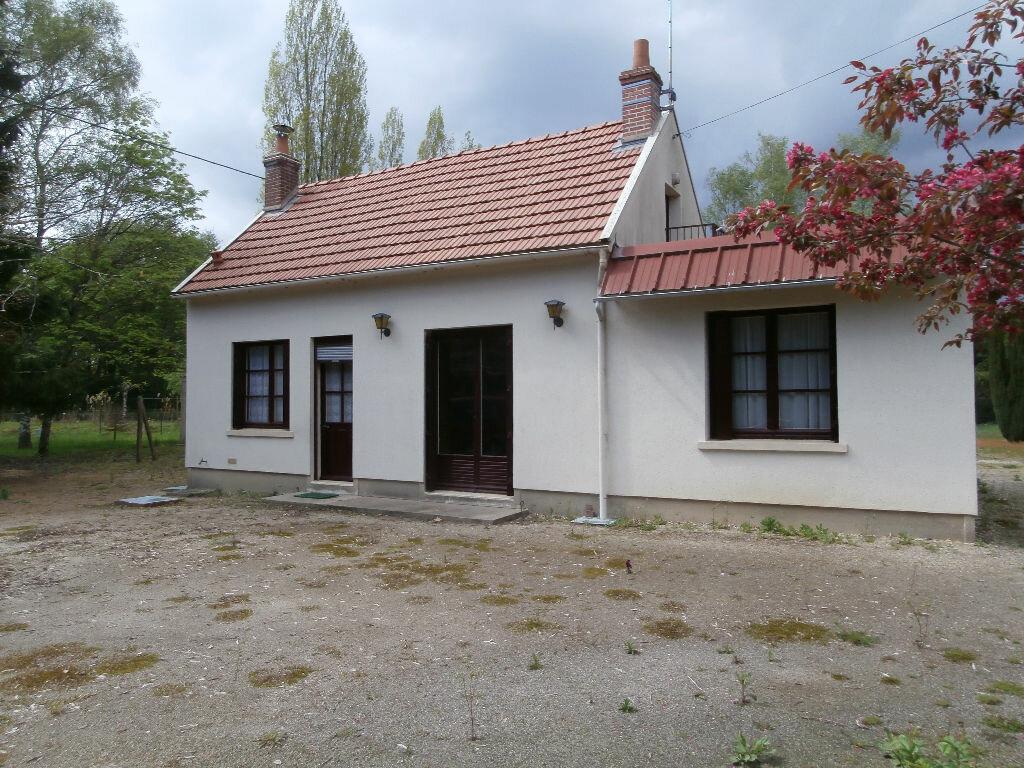 Achat Maison 3 pièces à Neung-sur-Beuvron - vignette-1