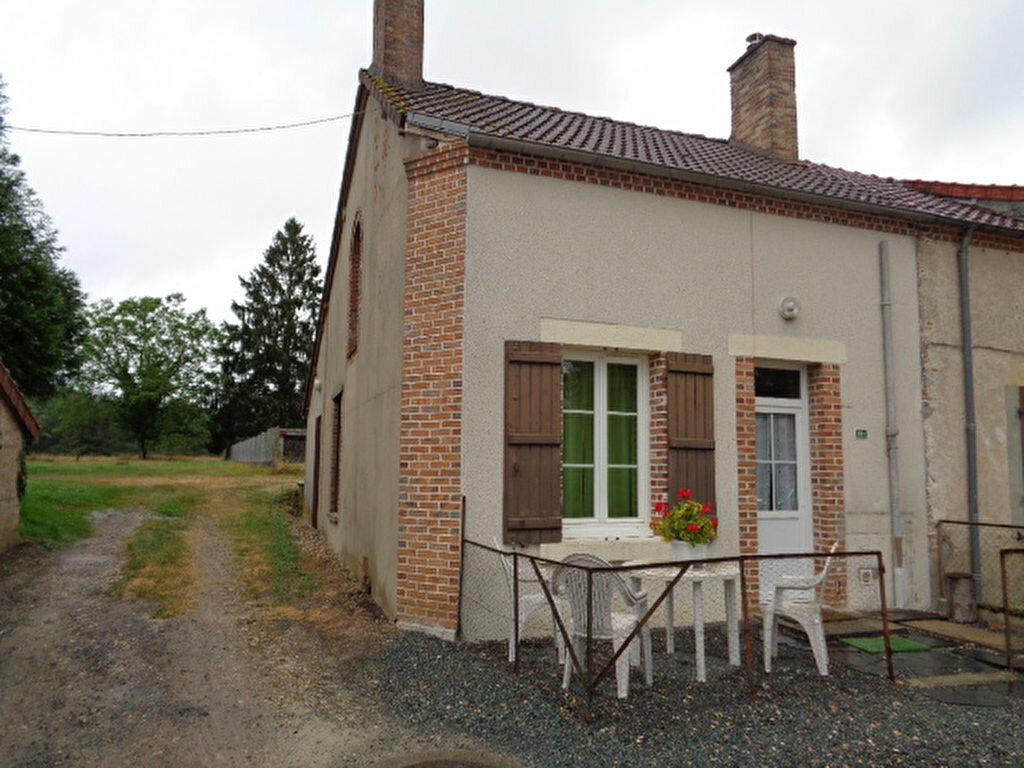 Achat Maison 3 pièces à Neuvy-sur-Barangeon - vignette-1